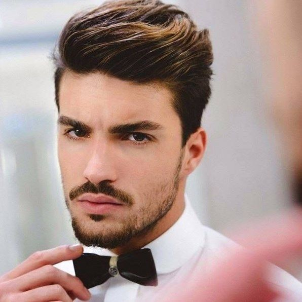 113 best Trendy Hairstyles images on Pinterest | Man\'s hairstyle ...