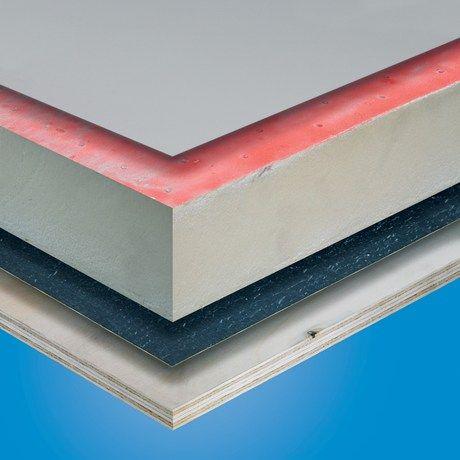G410-EL Adhered Roof System - Sarnavap 500E