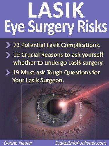 17 Best Ideas About Laser Eye Surgery Risks On Pinterest