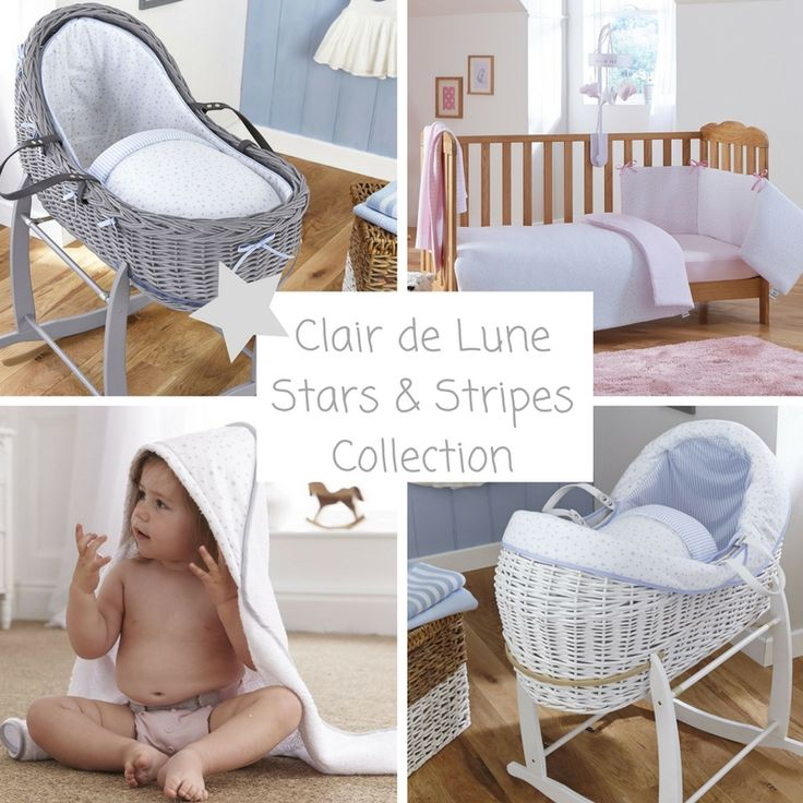 Find This Pin And More On Moses Baskets By Clairdelunebaby.