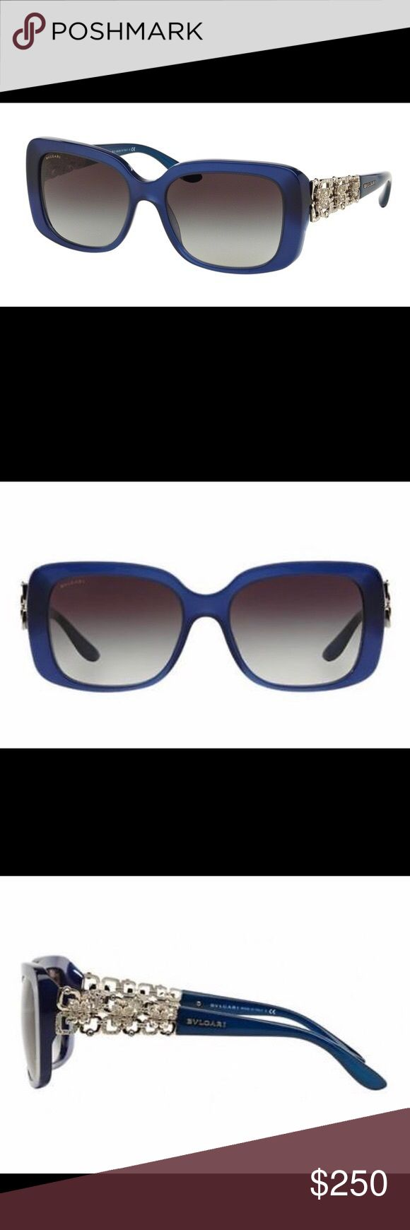 Bvlgari BV8167B 5018G 55mm Women Sunglasses Bvlgari BV8167B 5018G 55mm is a Female frame made in Italy. The shape is Rectangle with a Full Rim frame made of Acetate. The lenses offer sunglare reduction and UV protection. Bulgari Accessories Sunglasses