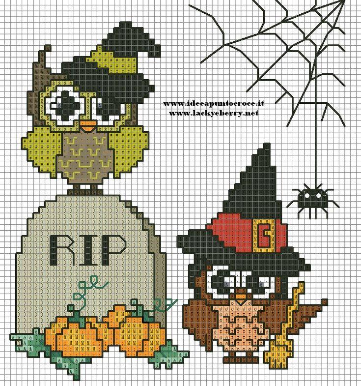 Gufi Halloween by syra1974.deviantart.com on @deviantART