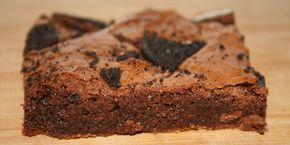Luksus chokoladekage med rigtig chokolade og Oreo's. De sprøde kiks er perfekte sammen med kagens svampede konsistens.