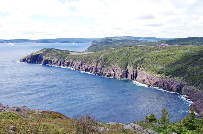 Top 10 Outdoor Adventures in Newfoundland Along the Sugarloaf Path - East Coast Trail