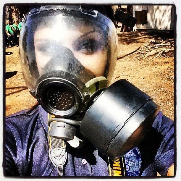 hazmat respirator mask