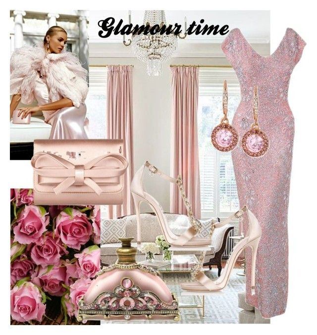 """GLAMOUR TIME"" by kidsfashion001 on Polyvore"