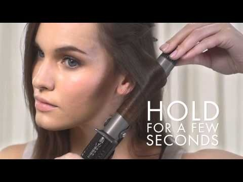 How to use BaByliss Pro Curl 210