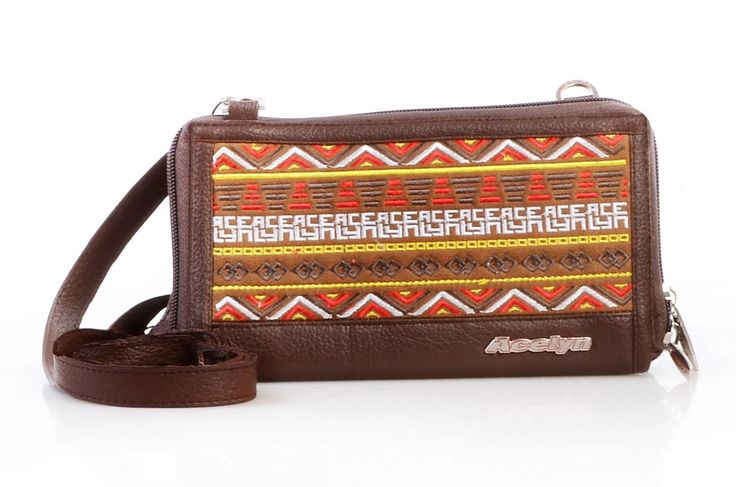 Dompet HPO Ethnic Brown Murah