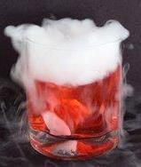 halloween ideas dry ice