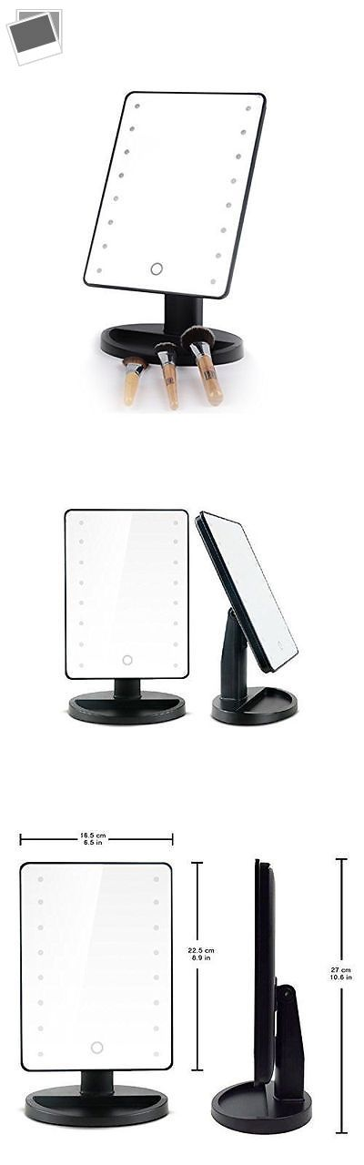 Vanity Mirror With Lights Black Friday : 10+ ideas about Lighted Makeup Mirror on Pinterest Lighted mirror, Mirror vanity and Diy ...