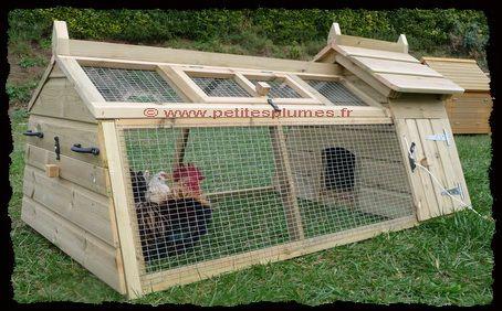 Thrippett Hen House