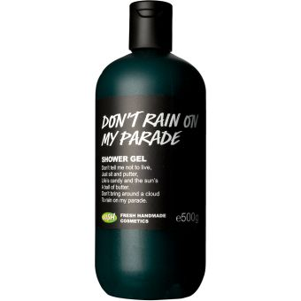 Products - --Shower Gels & Jellies - Don't Rain On My Parade