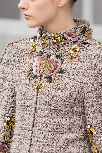 Chanel Couture Fall 2016 Fashion Show details & more
