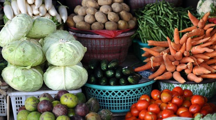 3.  Visit a Farmer's Market or Local Farm