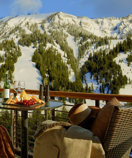 No. 7 Hotel Terra Jackson Hole in Teton Village, Wyoming | Every year, Travel and Leisure readers rank the best resorts all over the U.S. These top destinations make us want to pack our bags immediately.This story originally appeared on Travel and Leisure.