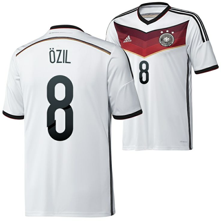 Germany 2014 World Cup Soccer jersey (8 Ozil)-High quality but cheap and fashionable Germany 2014 World Cup Soccer jersey (8 Ozil) is a reality in fashion online store. Buy the Germany 2014 World Cup Soccer jersey (8 Ozil) your love for your beloved.- http://www.uswmis.com/germany-2014-world-cup-soccer-jersey-8-ozil-uswmiscom-p-2347.html