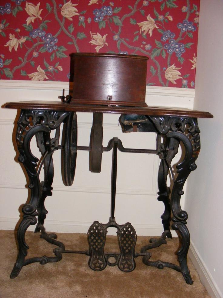 Civil War Era Florence Sewing Machine