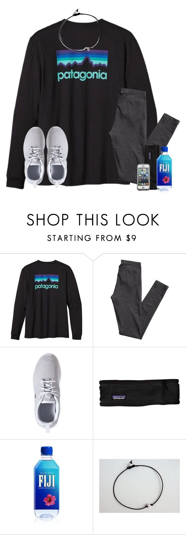 """Any suggestions how to redecorate a room preppy style?"" by katew4019 ❤ liked on Polyvore featuring Patagonia, H&M, NIKE and LifeProof"
