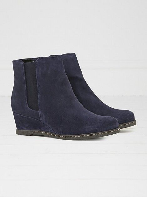Kate wedge ankle boot