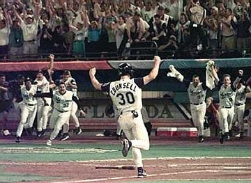 1997 world series moments - Google Search