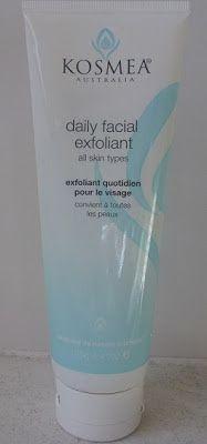 Great exfoliator! http://www.danniibeauty.blogspot.com.au/2013/07/kosmea-daily-facial-exfoliant-review.html
