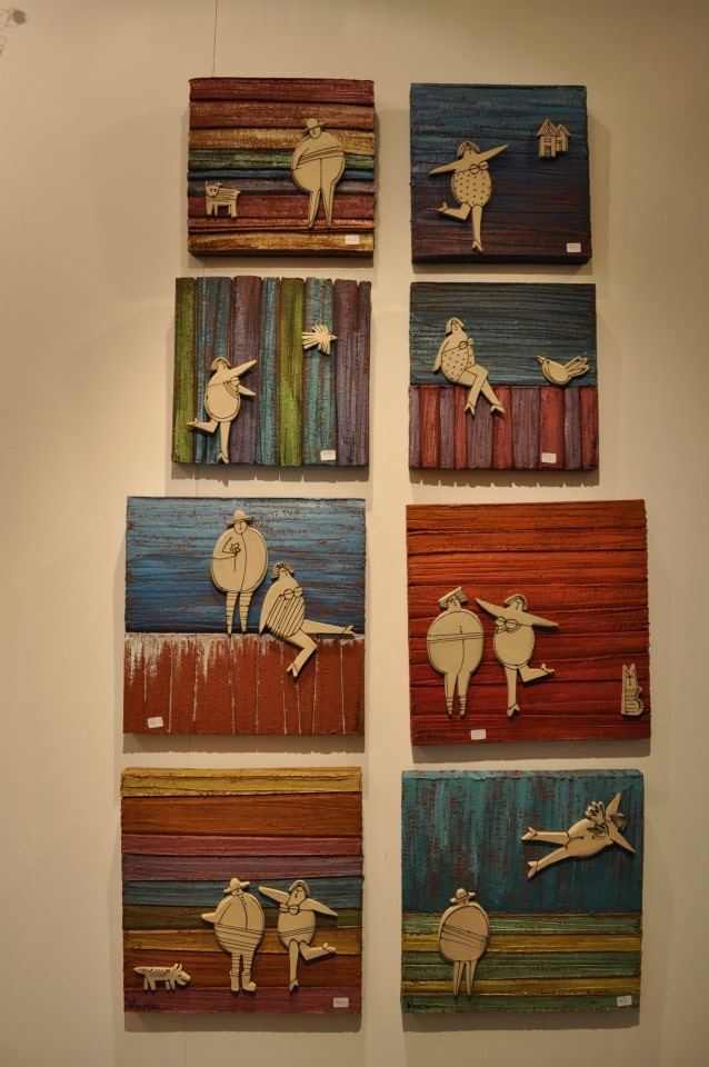 427 Best Pottery Wall Art Images On Pinterest