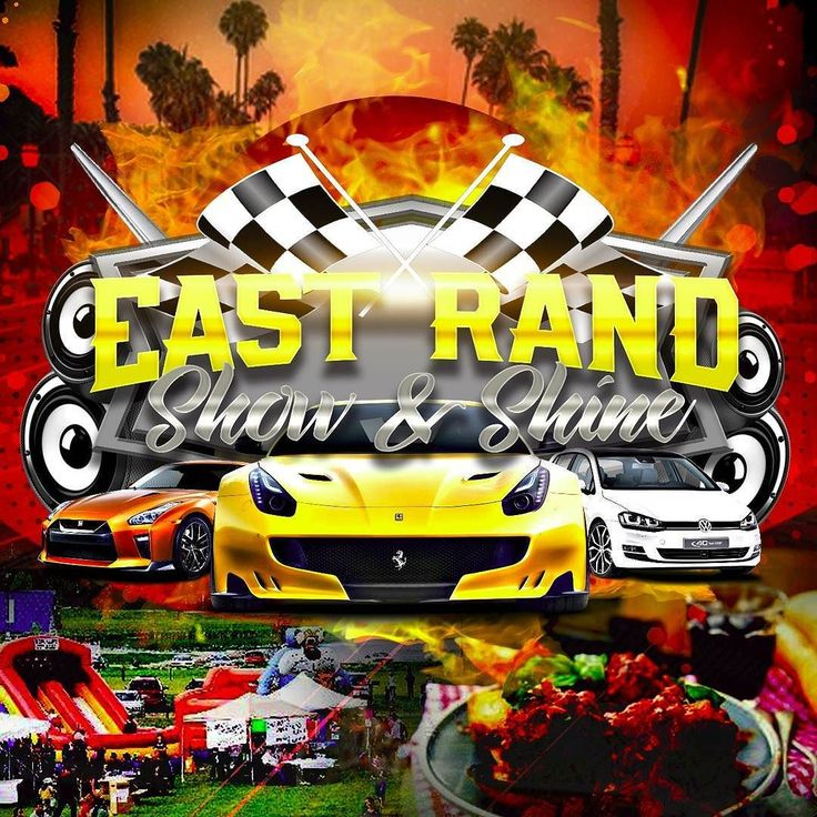 East Rand stand up!! We are bringing you the biggest Show & Shine you have ever seen! Follow our Facebook page to get more details!