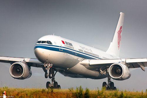 Air China - Airbus A330-200 - B-6536 | CDG/LFPG