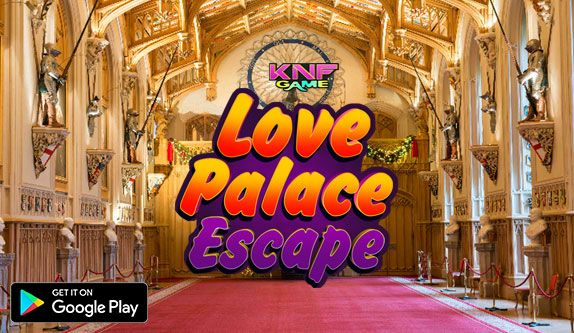 http://www.knfgame.com/knf-love-palace-escape/  Knf Love Palace Escape is 135th escape game from KnfGame. The Story of the game is to escape from the love palace. Click on the objects and solve some interesting puzzles around the love palace. Good luck and have fun playing Knf escape games, free online and point and click games.