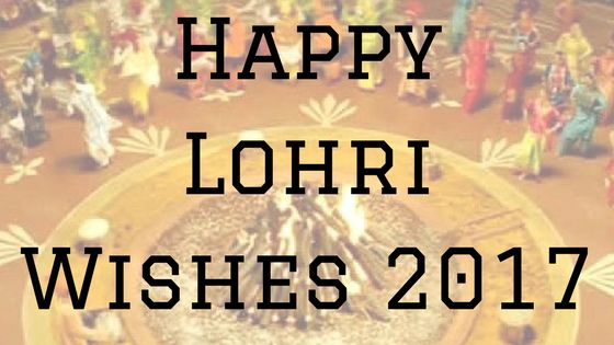 Happy lohri wishes 2017