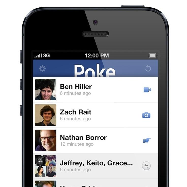 Snapchat, Facebook Poke Bug Saves 'Deleted' Videos
