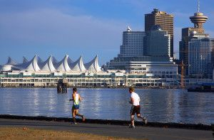 7 end of summer runs to do in Vancouver