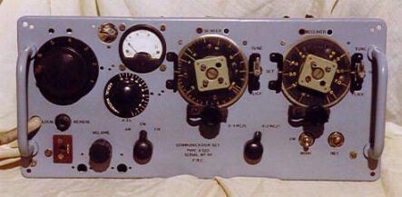 Ben Nock, Military Wireless Museum