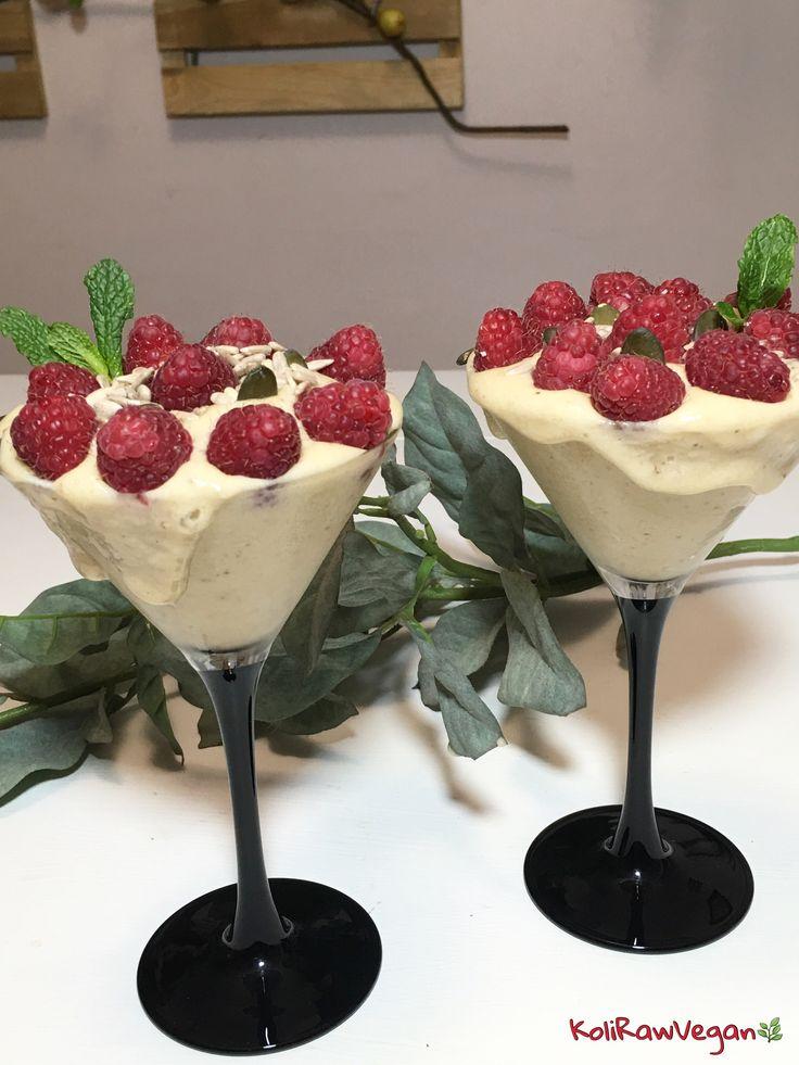 Crema de frutas paraimpresionar a tus invitados !!✌️