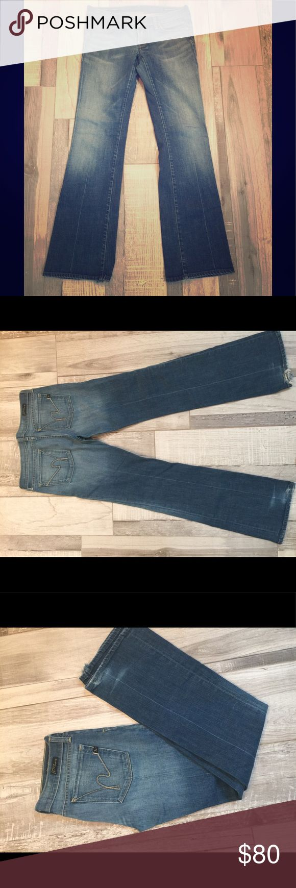 citizens of Humanity jeans Citizens of humanity jeans, . Kelly #001, low waisted, Boot cut, stretch. Only worn a couple times. Citizens Of Humanity Jeans Boot Cut