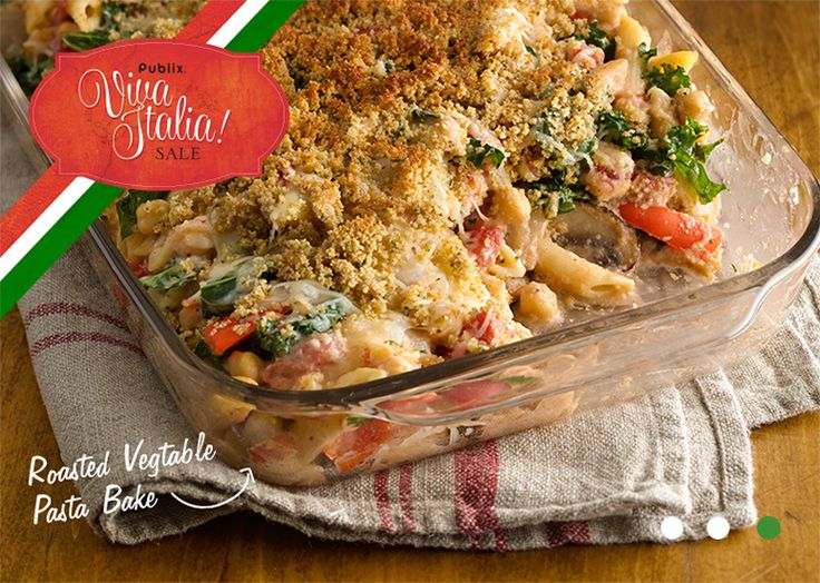 Viva Italia is back with big savings and delicious recipes to help you stock up on the flavors and meals your family loves. Click the pin for access to step-by-step directions on readyplansave.com and shop your neighborhood Publix for savings in-store!