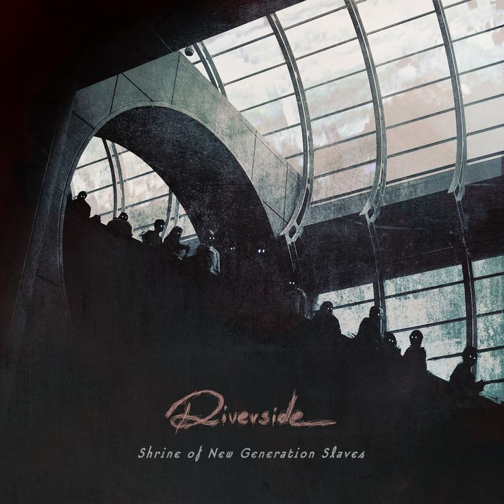 Riverside - Shrine of New Generation Slaves - Amazon.com Music