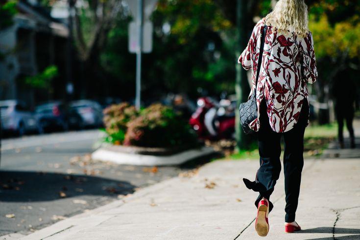 Australian Fashion Week Shows Even Street Style is More Fun Down Under Photos | W Magazine