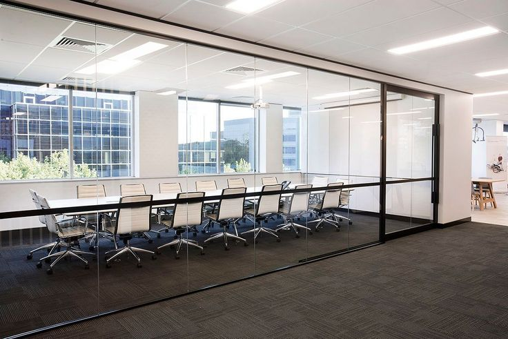 Arjo Huntleigh | Boardroom A boardroom that seats 16 people in gorgeous white leather chairs? Boardroom meetings will never be the same again.  This is perfection!