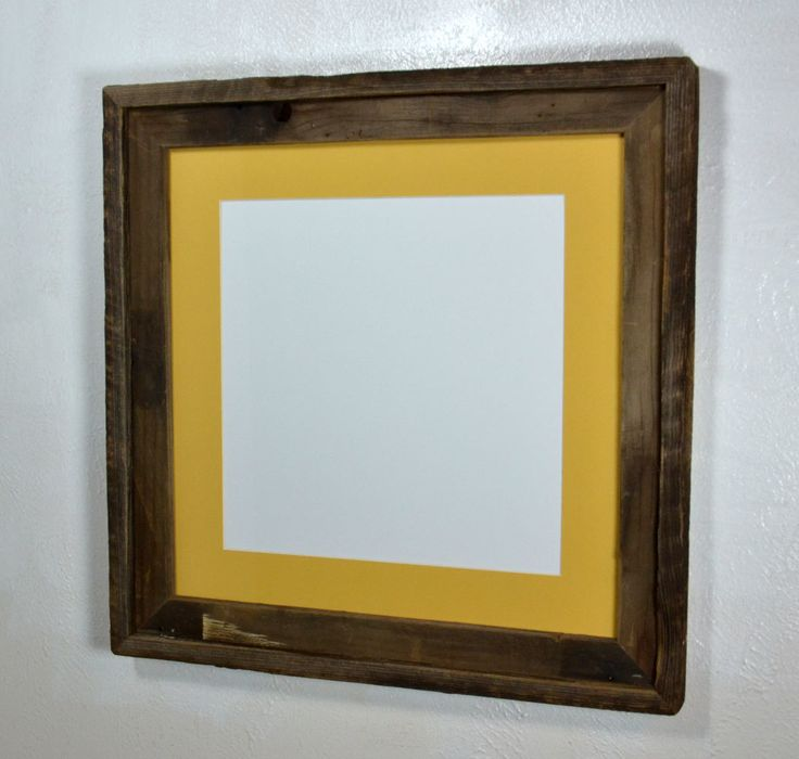 Our frames look great anywhere, from your fallout shelter to the vacation home on Mars!