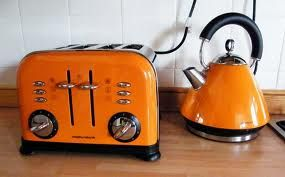 orange kettles - Google Search