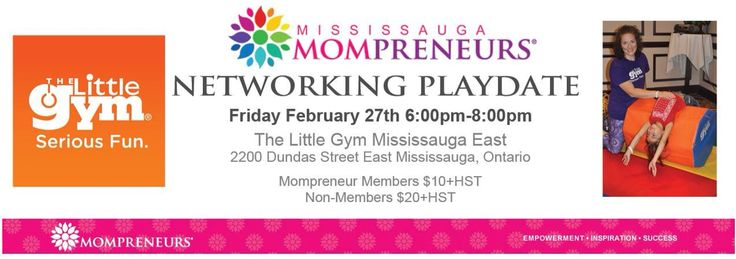 #Networking #Play date at @TLGMississauga Feb 27 Pls RT
