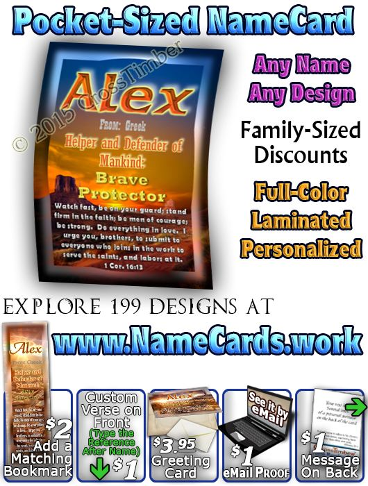 53 best name meaning gifts personalized images on pinterest name meaning cards with beautiful sunset backgrounds just 399 each negle Gallery