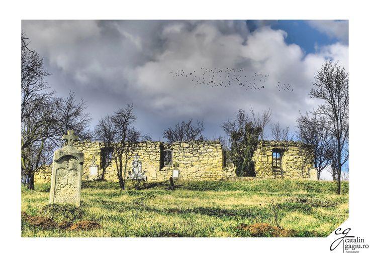 capela, inorat, cimintir, toamna, Nadasel (Cluj), Catalin Gagiu