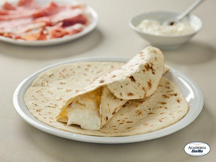 Piadina (Flat Bread)