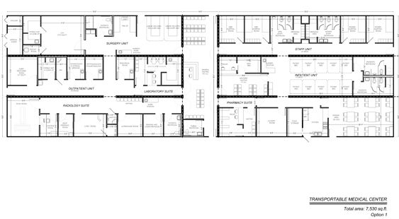Small hospital floor plan pdf beste awesome inspiration - Hospital planning and designing books pdf ...