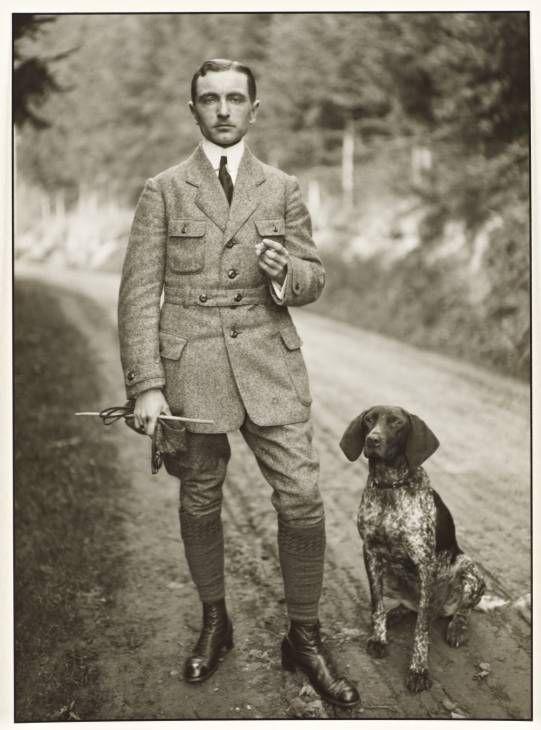 August Sander, 'Village Schoolteacher' 1921