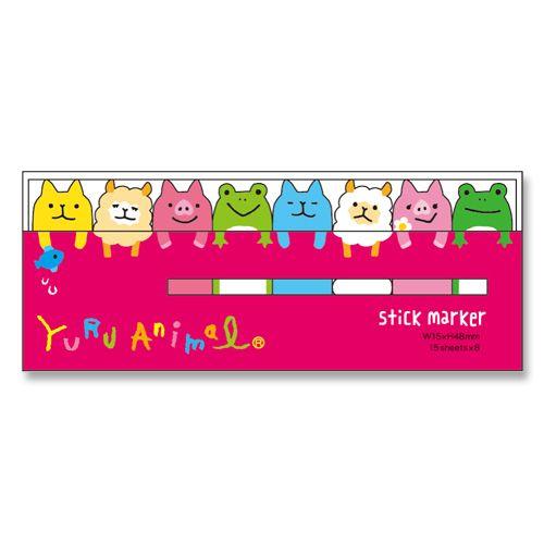 Japan Mindwave sticky notes cute animal
