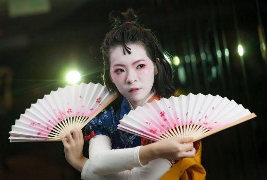 Yumi Ishiyama  by fannyhyy