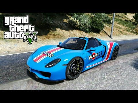 GTA 5 | Ultra-Realistic Supercars PC Mods #GrandTheftAutoV